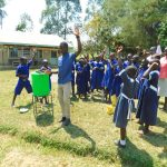 The Water Project: Makale Primary School -  Clean Hands For All