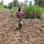 The Water Project: Mahira Community, Jairus Mwera Spring -  A Water User