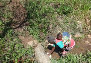 The Water Project:  Alice Collects Water
