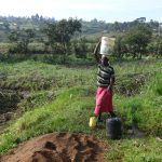 The Water Project: Mahira Community, Kusimba Spring -  Ready To Walk Home