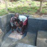 The Water Project: Bukhaywa Community, Ashikhanga Spring -  Splash