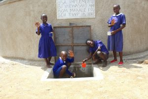 The Water Project:  Kenya Students Celebrating Water