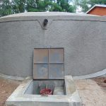 The Water Project: Friends Kuvasali Secondary School -  Completed Rain Tank