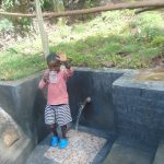 The Water Project: Bukhaywa Community, Ashikhanga Spring -  Yum Clean Water