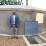 The Water Project: Friends Secondary School Shirugu -  Deputy Head Teacher Moses Kisiangani