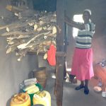 The Water Project: Mahira Community, Kusimba Spring -  Inside A Kitchen