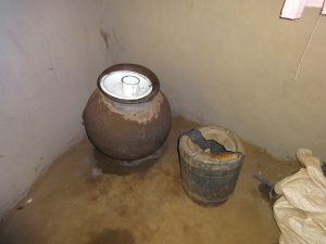 The Water Project:  Water Storage Pots