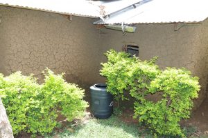 The Water Project:  Alternate Water Source Rainwater Catchment