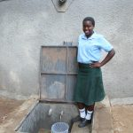 The Water Project: Friends Kuvasali Secondary School -  Rasoa A Student At The School