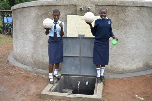 The Water Project:  After Physical Education We Can Now Quench Our Thirst