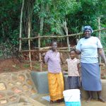 The Water Project: Chepnonochi Community, Shikati Spring -  Thank You