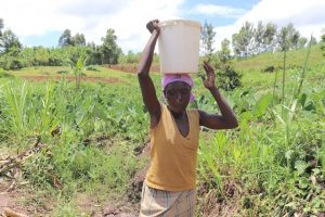 The Water Project:  Ready To Carry Water