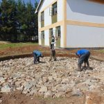 The Water Project: Friends Secondary School Shirugu -  Laying The Foundation