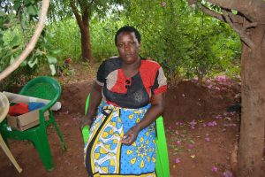 The Water Project:  Kyambi Mwangangi Farmer