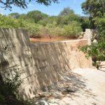 The Water Project: Katovya Community -  Complete Sand Dam