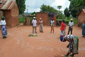 The Water Project:  Community Activity At The Training