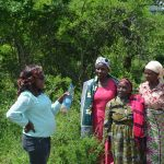 The Water Project: Kasekini Community -  Hygiene And Sanitation Training