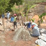 The Water Project: Kasekini Community -  Dam Construction