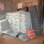 The Water Project: Murwana Primary School -  Cement Bags