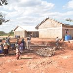The Water Project: Murwana Primary School -  Foundation Site Work