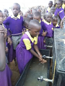 The Water Project:  Handwashing