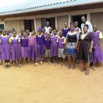 The Water Project: Murwana Primary School -  Students After The Training