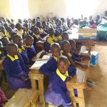 The Water Project: Murwana Primary School -  Students At The Training
