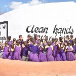 The Water Project: Murwana Primary School -  Tank Celebration