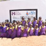 The Water Project: Murwana Primary School -  Thumbs Up