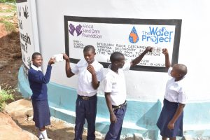 The Water Project:  Cheers