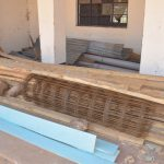 The Water Project: Nyanyaa Secondary School -  Construction Materials