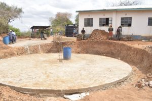 The Water Project:  Foundation Complete