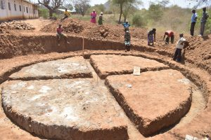 The Water Project:  Foundation Underway
