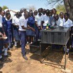The Water Project: Nyanyaa Secondary School -  Handwashing Training