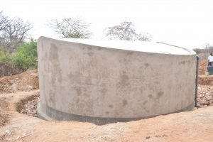 The Water Project:  Tank Cures