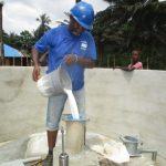 The Water Project: Lokomasama, Gbonkogbonko, Kankalay Primary School -  Chlorination