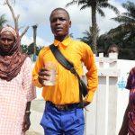 The Water Project: Lokomasama, Gbonkogbonko, Kankalay Primary School -  Head Boy Makes A Speech