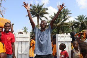 The Water Project:  Head Teacher Celebrates