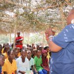 The Water Project: Lokomasama, Gbonkogbonko, Kankalay Primary School -  Hygiene Trainer Speaks