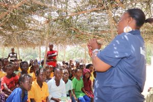 The Water Project:  Hygiene Trainer Speaks