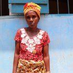 The Water Project: Lokomasama, Gbonkogbonko, Kankalay Primary School -  Iye Kamara