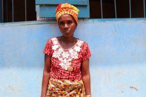 The Water Project:  Iye Kamara