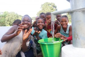 The Water Project:  Children Celebrating Safe Drinking Water