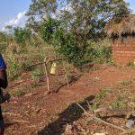 The Water Project: Alero B Community -  Latrine