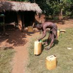 The Water Project: Kinuma Kyarugude Community -  Washing Dishes