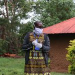 The Water Project: Malava Community, Ndevera Spring -  Trainer In Full Ppe