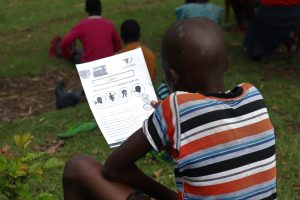 The Water Project:  Reading Through Kiswahili Informational Pamphlet