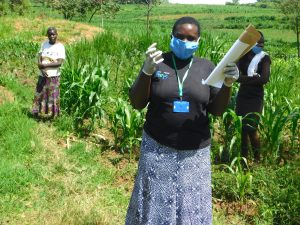 The Water Project:  Team Leader Emmah Heads Training