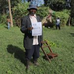 The Water Project: Mukhangu Community, Okumu Spring -  A Village Elder At The Training