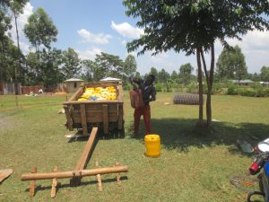 The Water Project:  Delivering Water For Construction